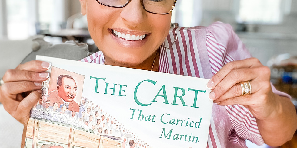 PB&J: The Cart That Carried Martin