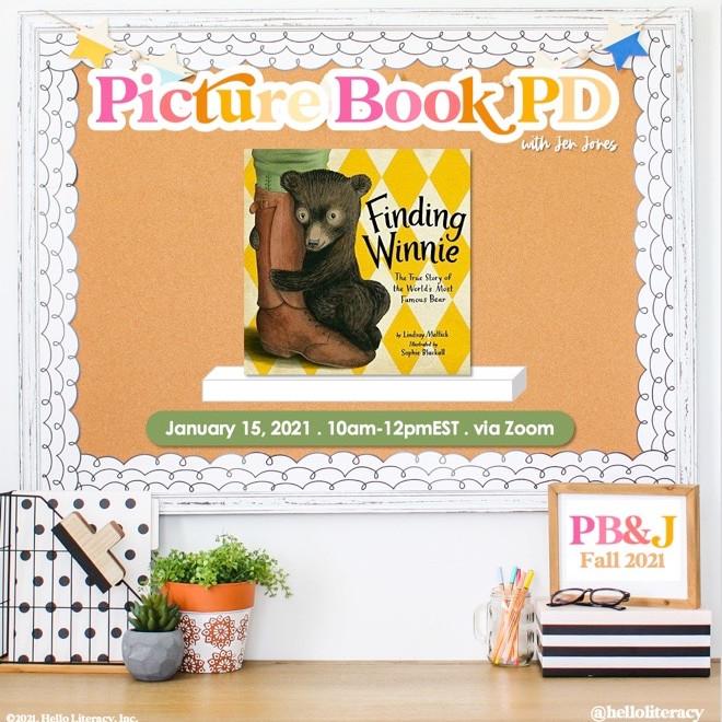 PB&J: Finding Winnie