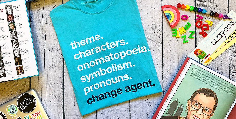 Change Agent Short Sleeve T-Shirt