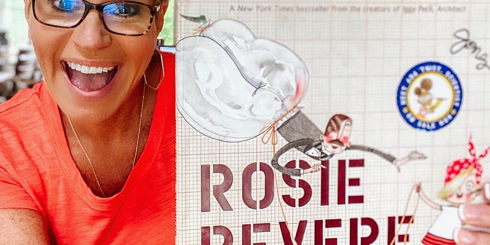 PB&J: Rosie Revere Engineer