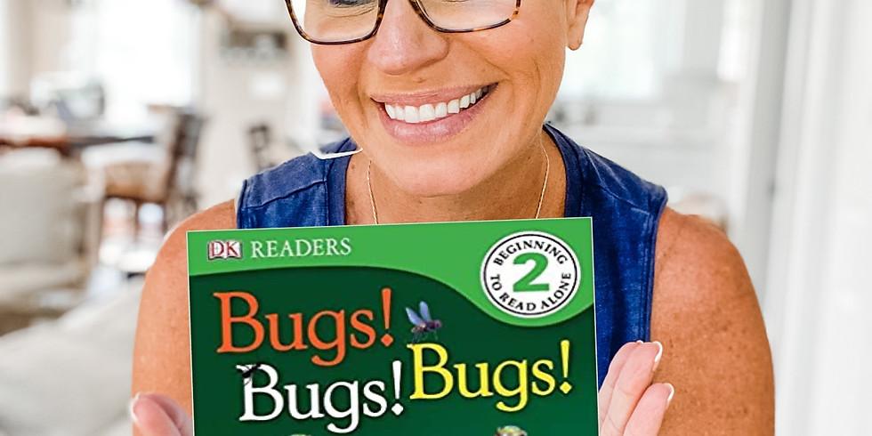 PB&J: Bugs! Bugs! Bugs!