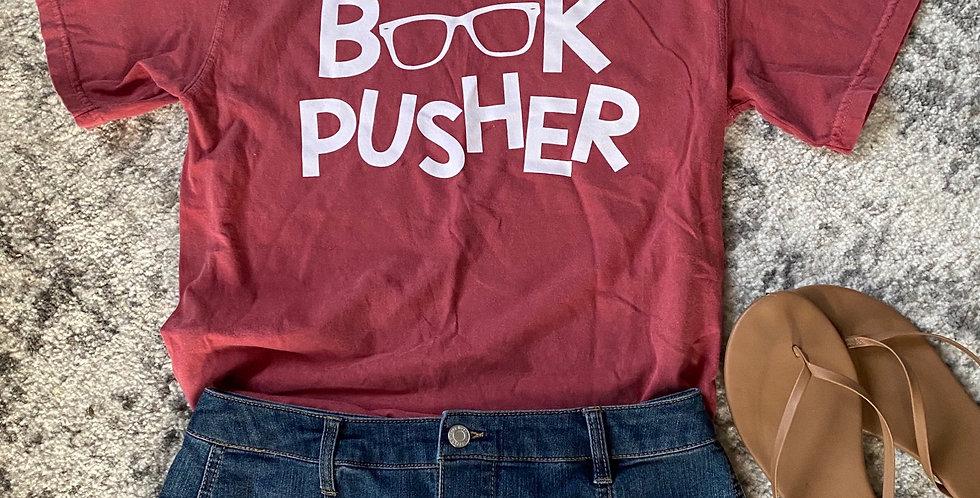 Crimson Book Pusher