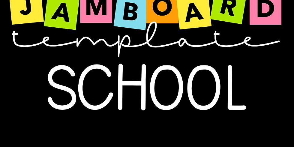 Jamboard Template Design PD