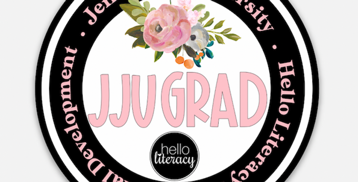 JJUGRAD Sticker