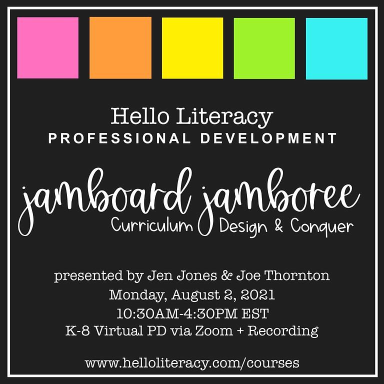 Jamboard Jamboree