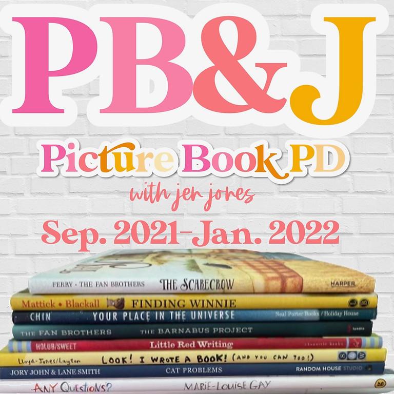 PB&J All Access Bundle: 2021-2022 Part 1