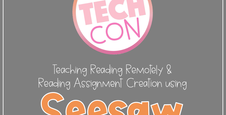 HelloTechCon Seesaw Session Recording