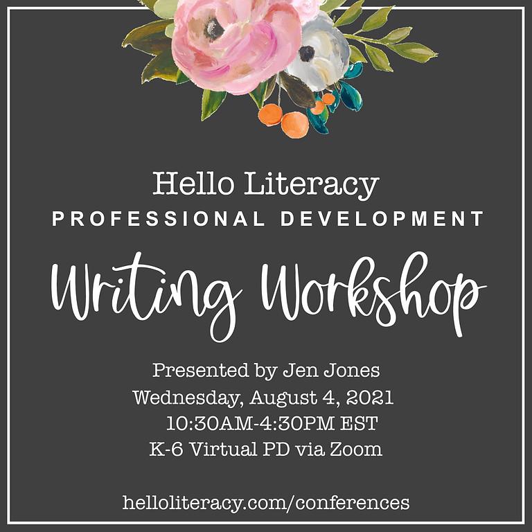 Hello Writer's Workshop