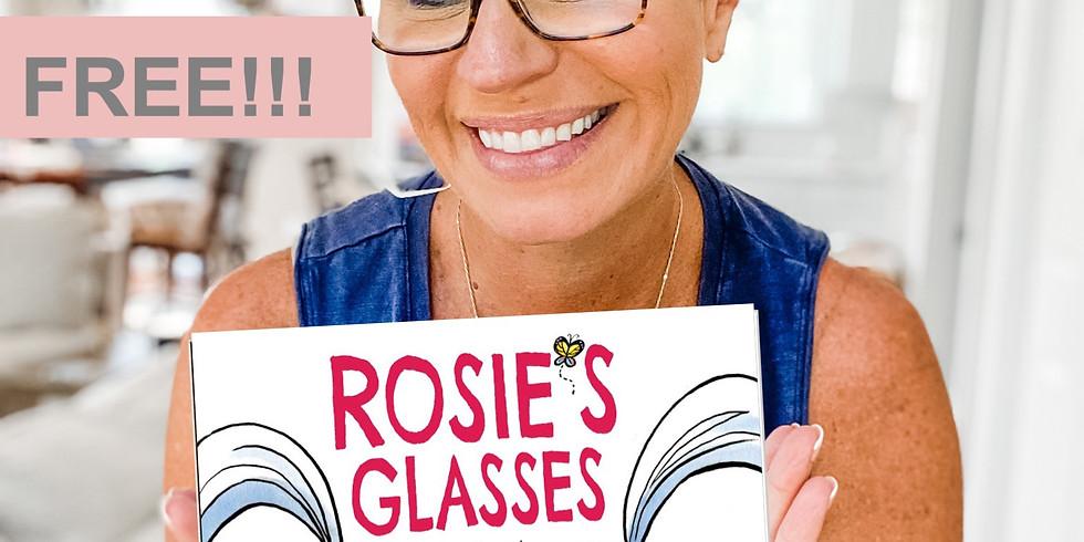 PB&J: Rosie's Glasses