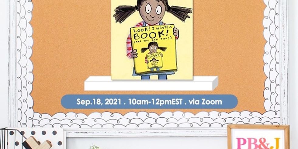 PB&J: Look! I Wrote a Book