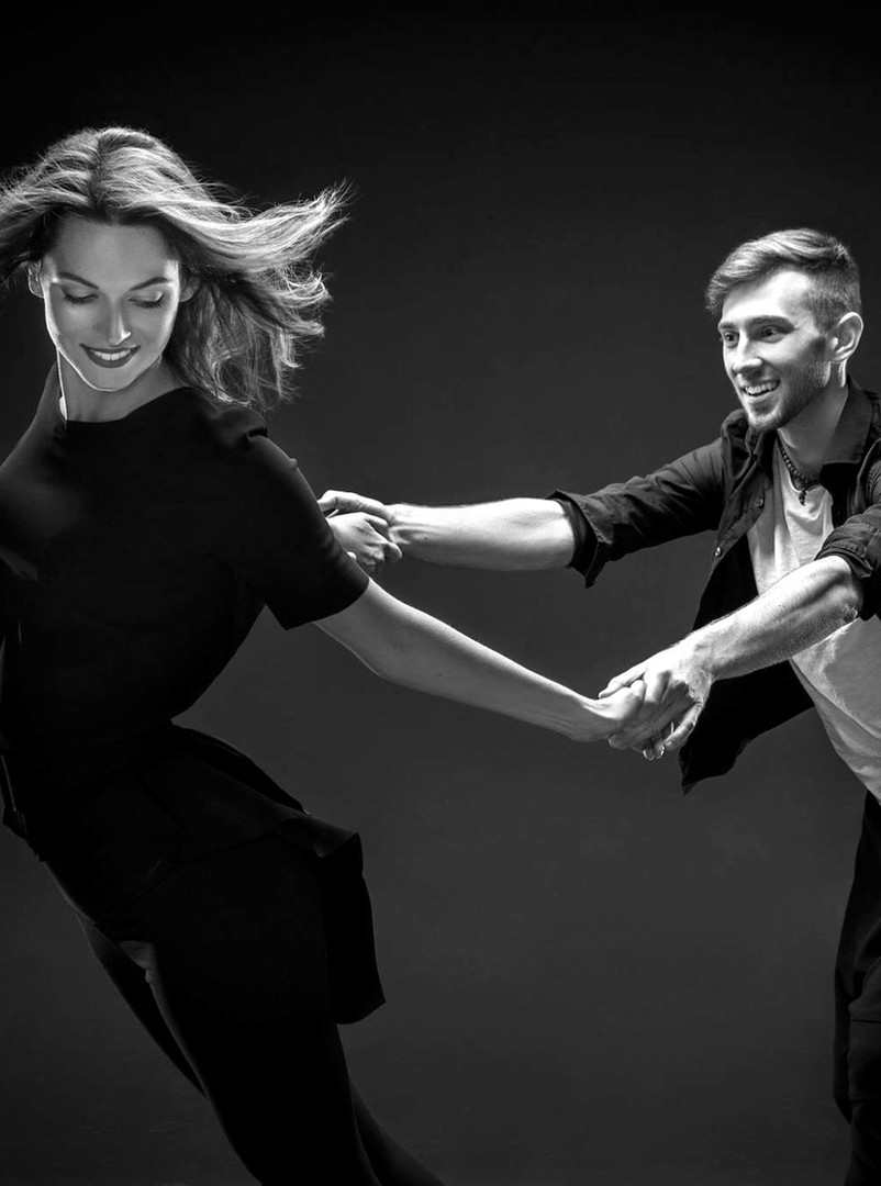 Jakub Jakubek et Emeline Rochefeuille