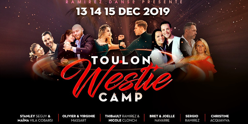 Toulon Westie Camp