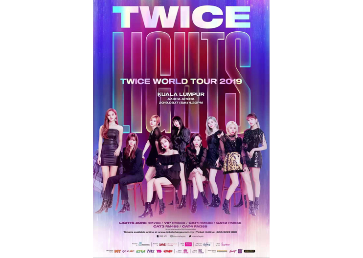 TWICE 2019 WORLD TOUR