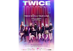 TWICE 2019 WORLD TOUR