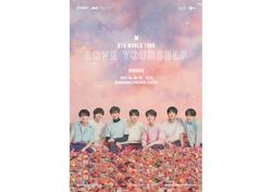 BTS LOVE YOURSELF TOUR BANGKOK