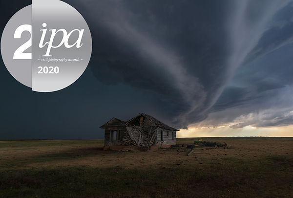 Wrecked home Oklahoma supercell brighter