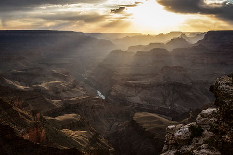 Lipan Overlook Grand Canyon