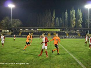 Bilborough Town 2 - 1 Keyworth United