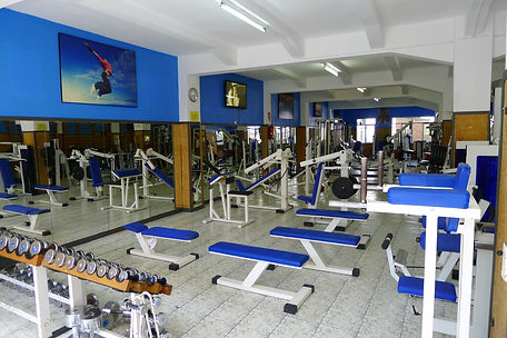 fitness esportiu badrena bcn