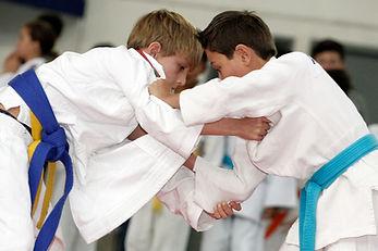 judo infantil