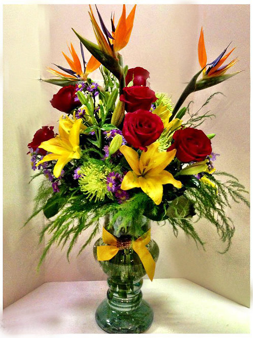 Traditional Mixed Arrangement