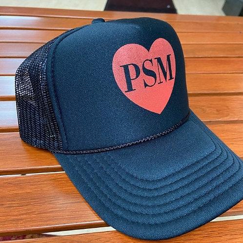 Pine Street Market Logo Hat