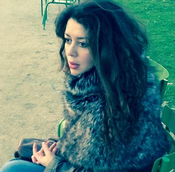 Créatrice Mademoiselle Boëtia by Aline Rachedi