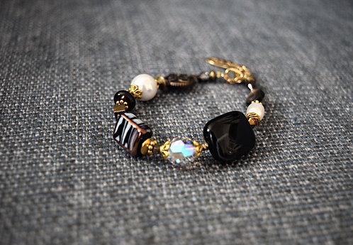 Lékina - Bracelet & BO