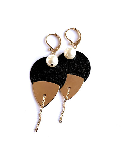 Boucle d'oreille - My Pearl