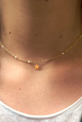 Collier My Lucky Star