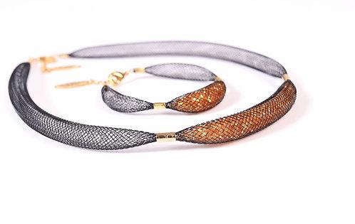 Spark - Collier & Bracelet