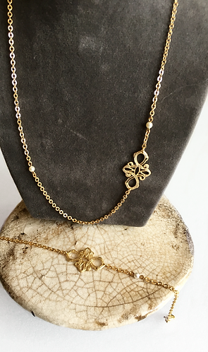 Collier ou Bracelet Marie-Antoinette