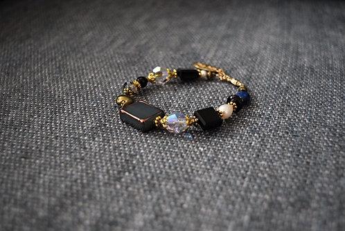 Ghalia - Bracelet & BO