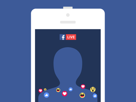 6 PRETTY VICIOUS BENEFITS OF USING FACEBOOK LIVE FOR BUSINESS