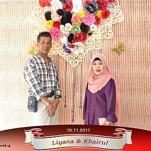 Liyana & Khairul