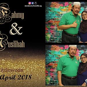Fahmy & Muslihah
