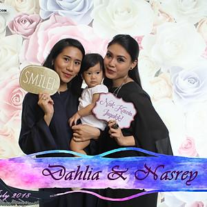 Dahlia & Nasrey