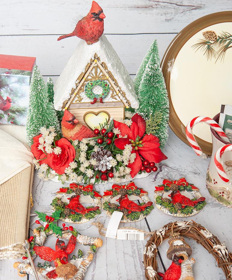 Holiday Gathering Basket