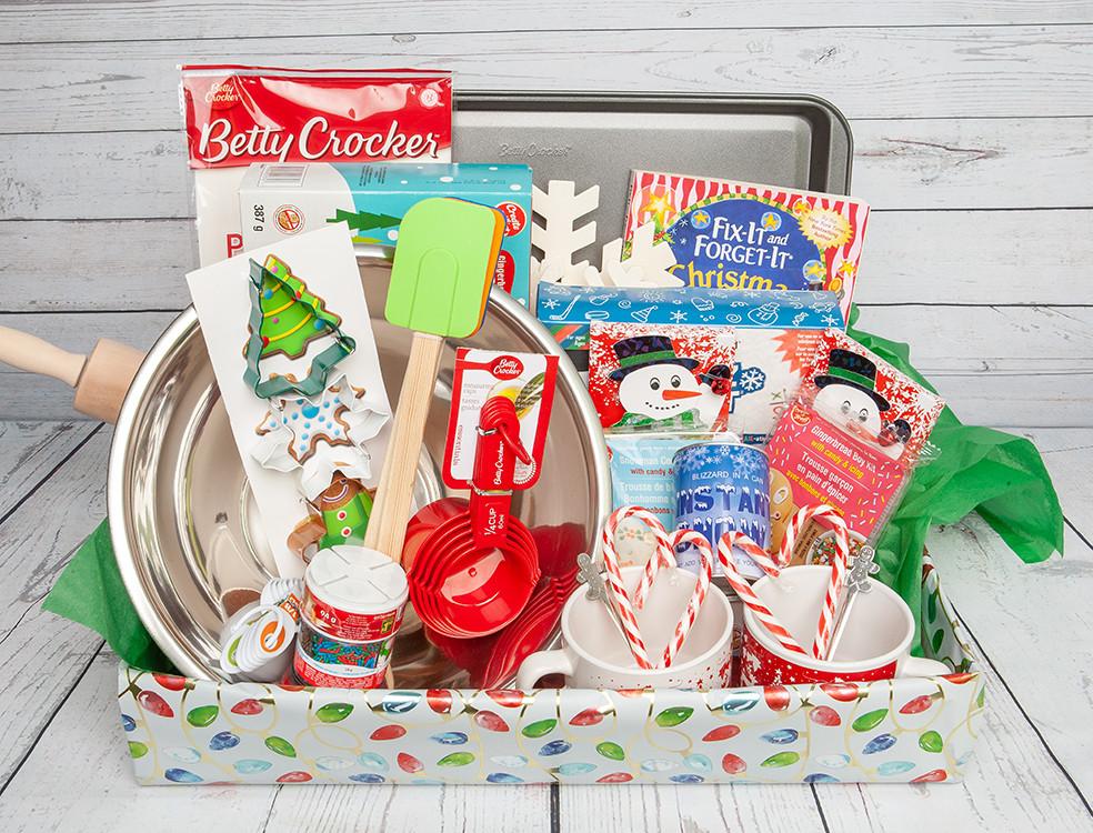 DIY Holiday Basket