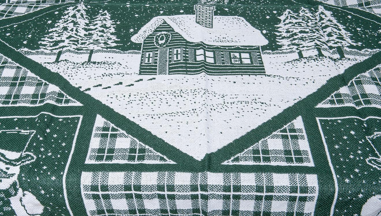Cozy Winter Basket