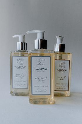 Trio of Hand & Body Wash