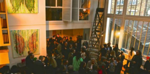La sauvage compagnie, collective exhibition 2015