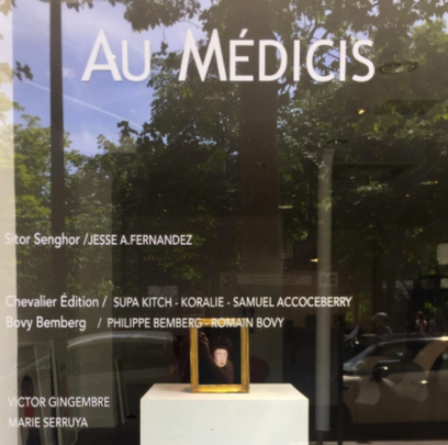 Au Médicis, 2017