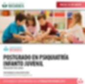 POSTGRADO EN PSIQUIATRIA INFANTO JUVNIL.