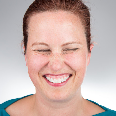 Laughter- Heashot