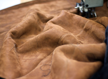 Leather DIY: how to make beautiful, stylish clothes at home