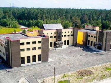 Торгово-развлекательный комплекс г.Сланцы
