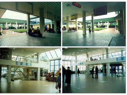 Новгородский автовокзал