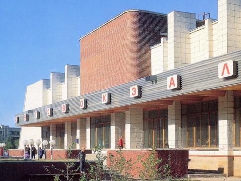 Автовокзал Архангельск