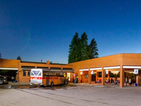 Автовокзал в Старой Руссе